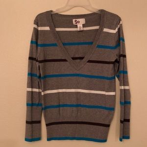 SO Kohl's brand sweater Xl
